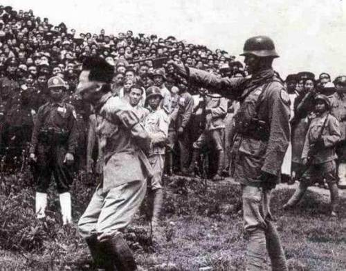 Execution of Chinese man
