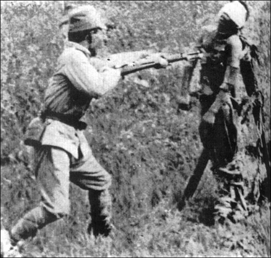 Nanking Massacre-Bayoneting
