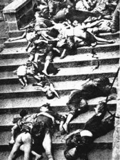 Slaughtered women
