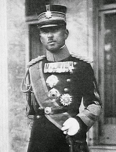 Prince Asaka Yasuhiko