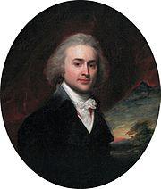 John Quincy Adams, by John Singleton Copley