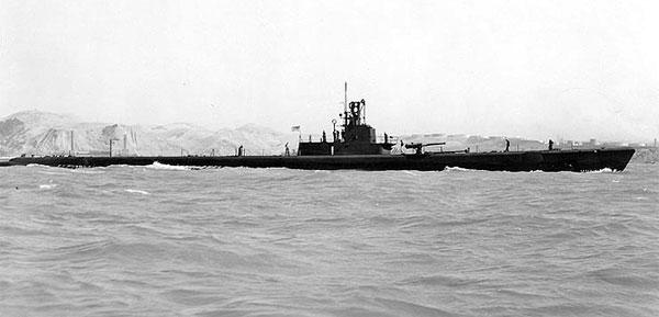 The USS Wahoo