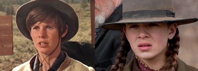 A comparison of mattie ross in the film true grit in 1969 and in 2010