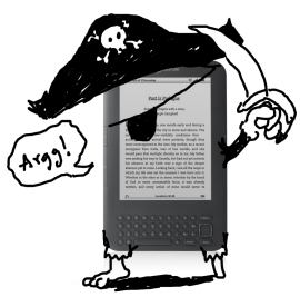 Avast, ye scurvy readers!