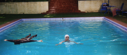 Harold and Maude - drowning