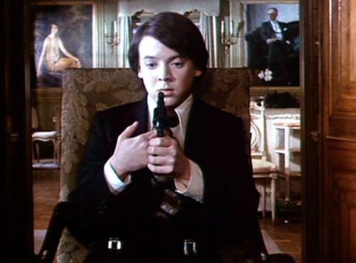 Harold and Maude - shooting