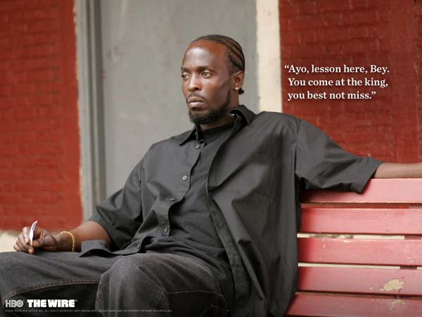 Omar - The Wire