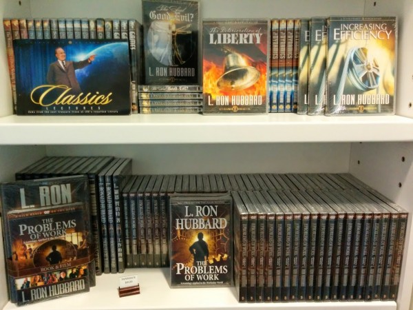 L Ron Hubbard's books