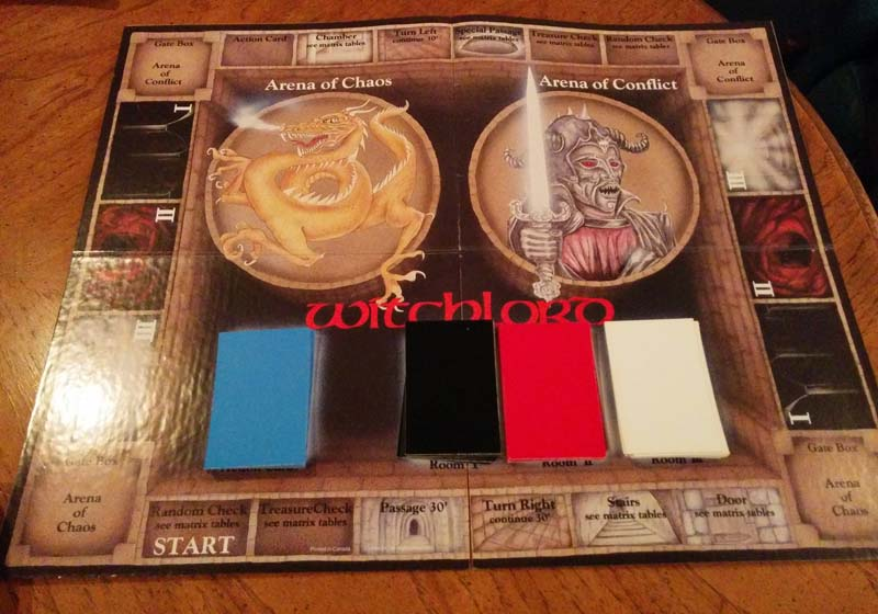 Witchlord board