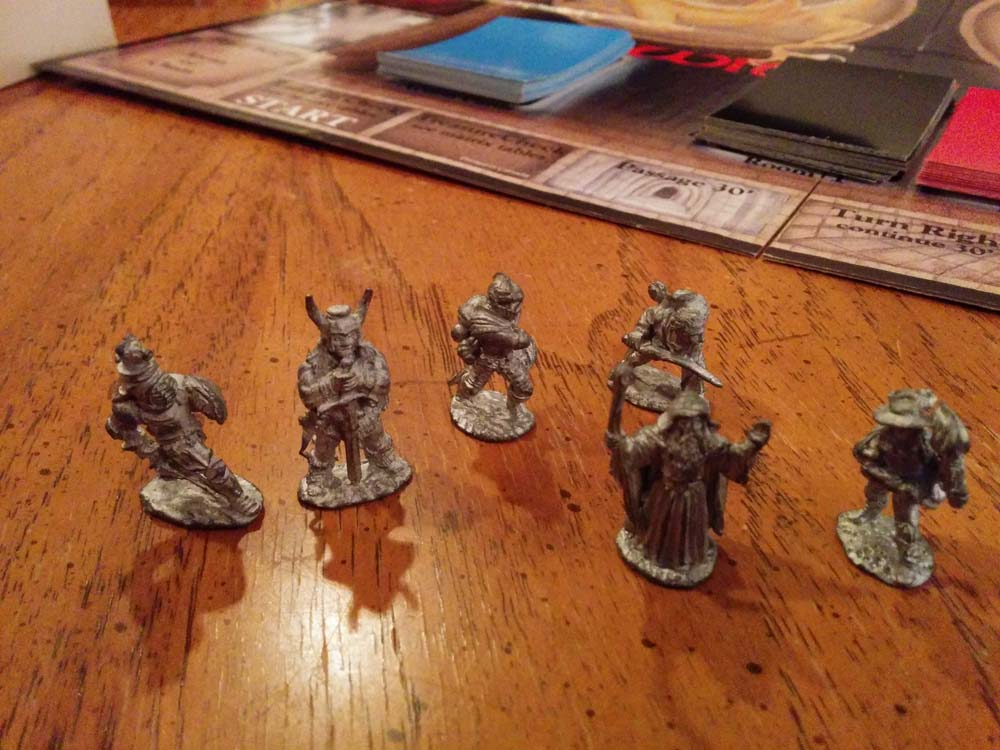 Witchlord miniatures