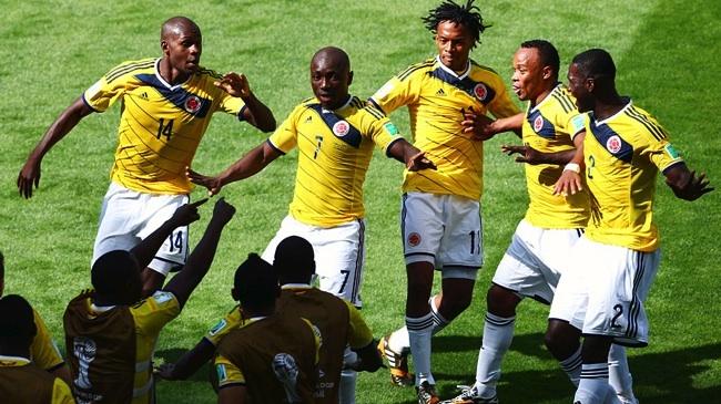Колумбия-Греция