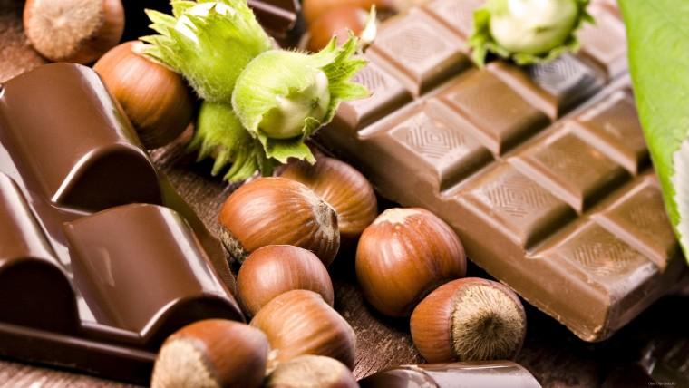 Орехи-и-шоколад