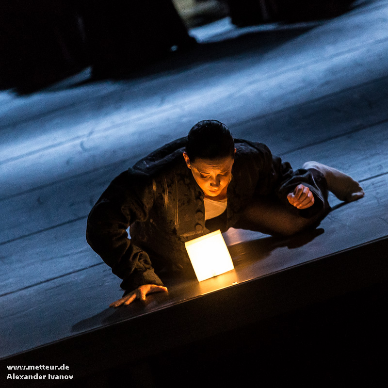 »memento mori« Staatstheater am Gärtnerplatz, München, Deutschland. Foto: Alexander IVANOV