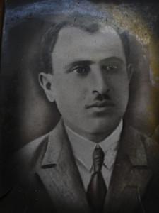 Нахамие Нувахович Мусаханов