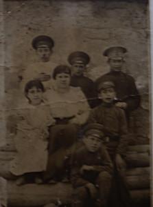 Батзоов в еврейской школе г.Дербента