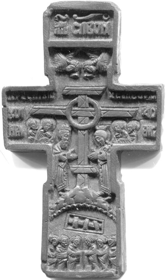 крест готовый