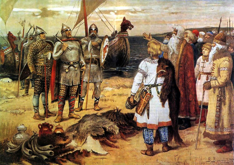 Мифы о славянах: Украденная история