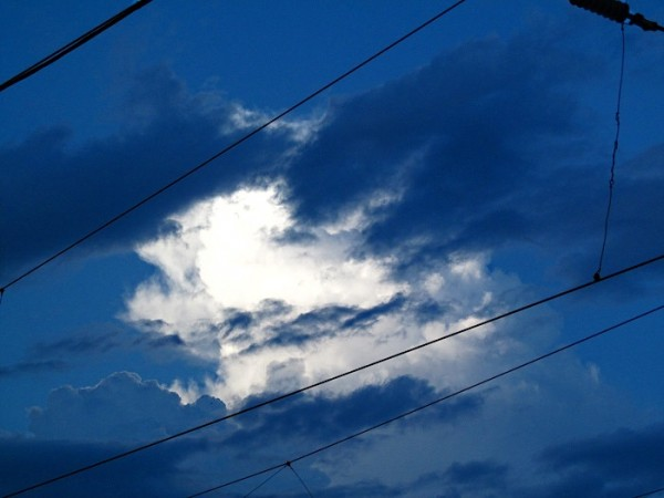 Солнечное облако