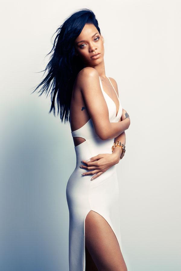 Rihanna by Camilla Akrans 4