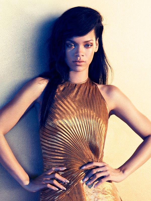 Rihanna by Camilla Akrans 2