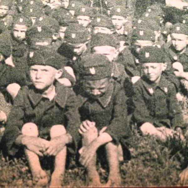 Zarobljenici dečijeg logora Jastrebarsko