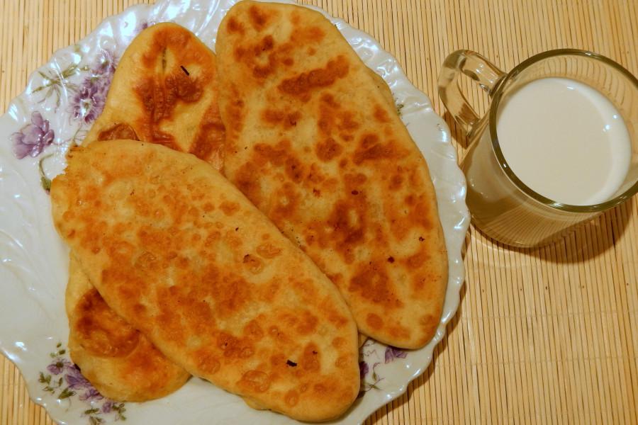 Картофельные лапти рецепт с фото