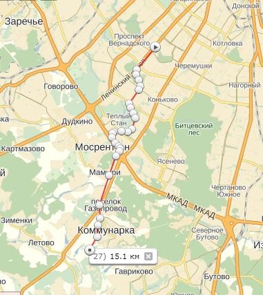 схема метро в новую москву