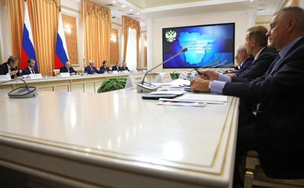Путин и АПК