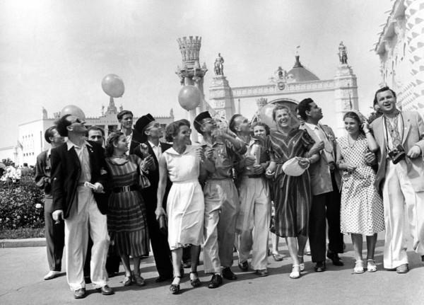 Фестиваль  1957