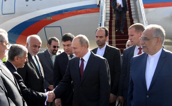 Путин в Иране