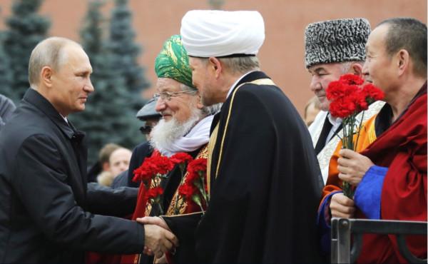 Путин и другие