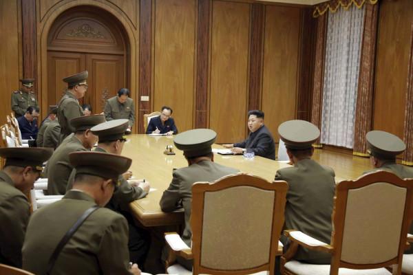 КНДР совещание