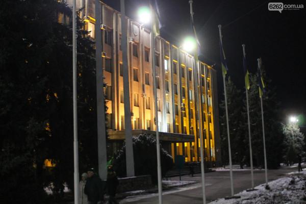 Славянск здание адм 2