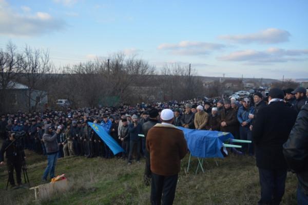 Крым Похороны 2