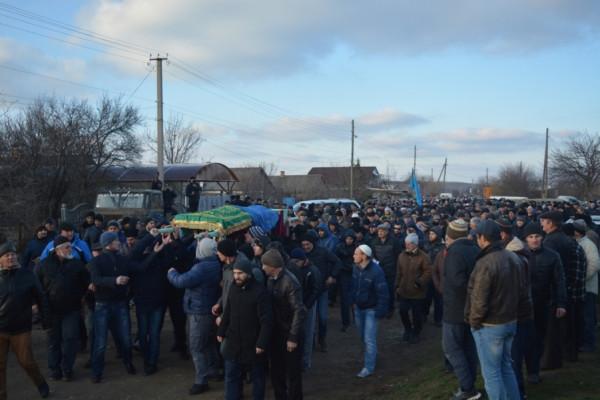 Крым Похороны