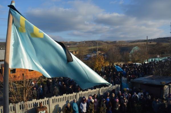 Крым Похороны 3