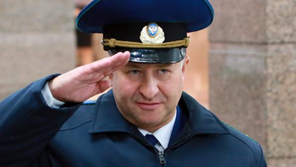 Прокурор Нафиков