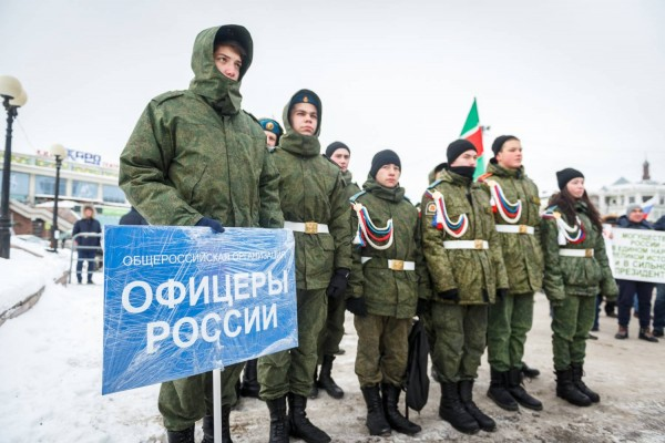 Казань Путин 6