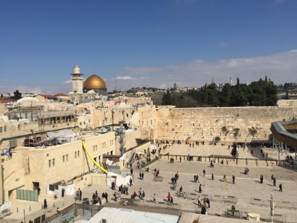 Израиль февраль 2016