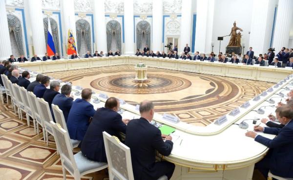 Путин и бизнес