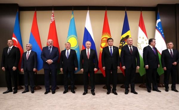 Путин и главы