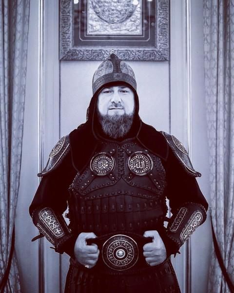 Стабильный Кадыров