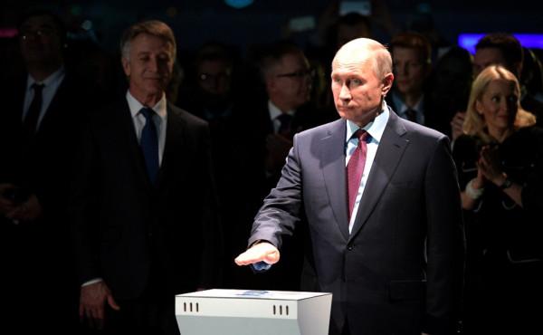 Путин ЯМАЛ