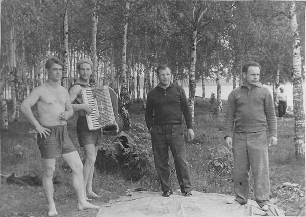 Космонавты на пикнике 2