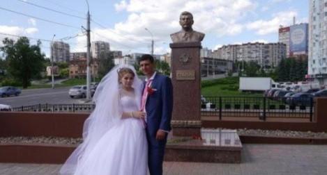 Сталин памятник липецк