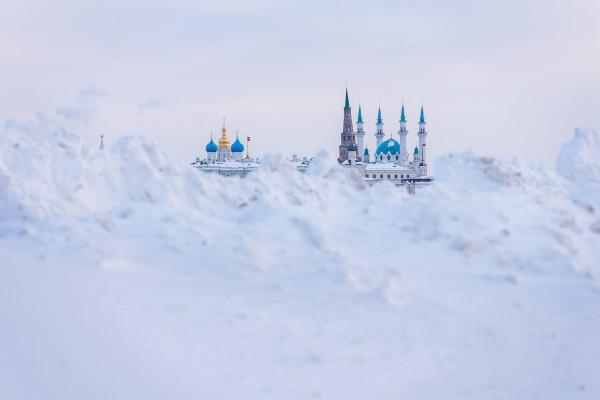 Казань центр сегодня