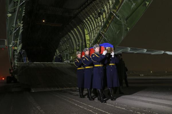 Возвращение Олега Пешкова