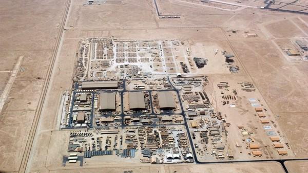 Авиабаза в Катаре