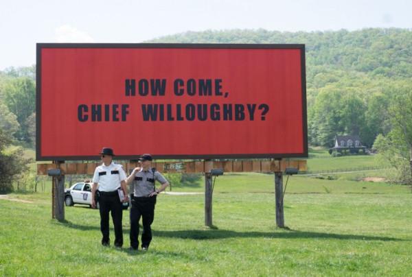 Три билборда в российской провинции