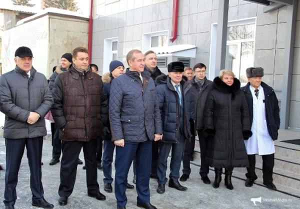 Иркустк губернатор 19 февраля 2